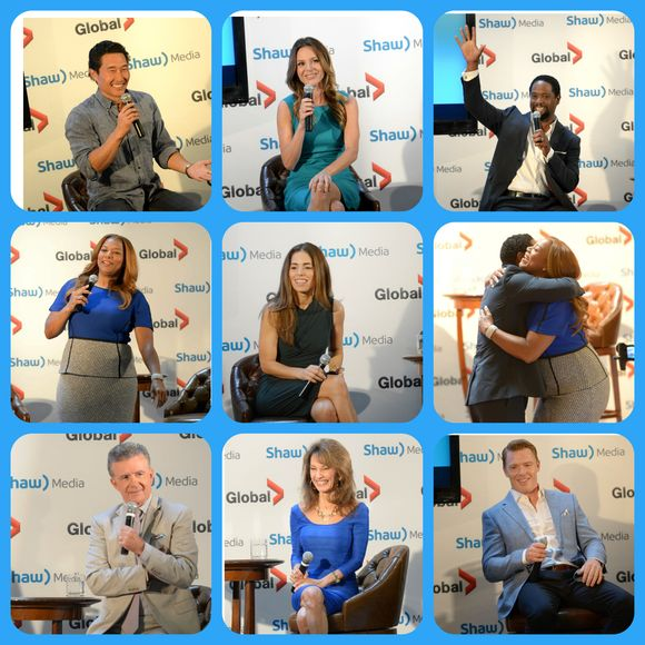Toronto :: Shaw Media Upfront was a star studded event.