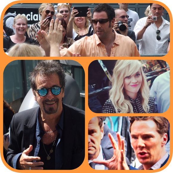 It's a wrap for #TIFF14 and we leave you with some highlights away from the red carpet where the stars meet the fans.