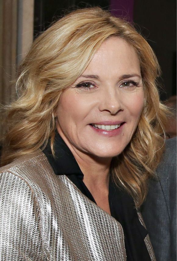 The Boomer Actress Kim Cattrall attends American Masters; The Boomer List NYC Premiere